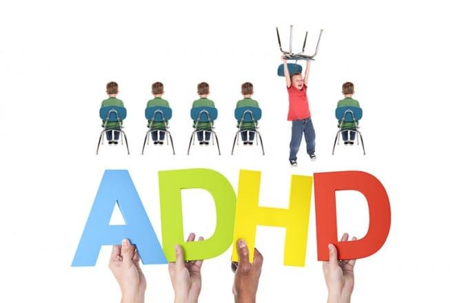 הפרעות קשב וריכוז – תסמינים ל ADHD
