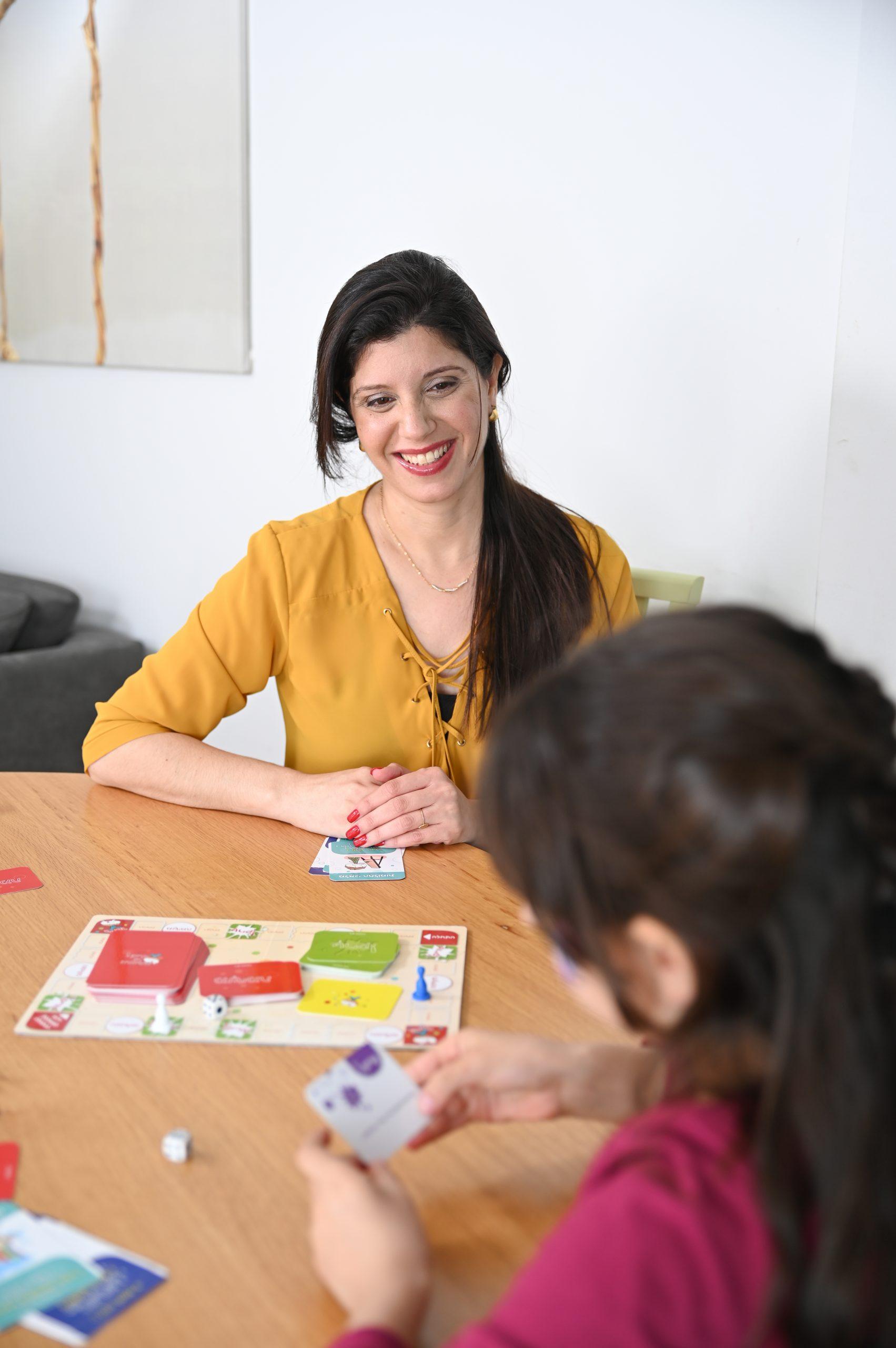 משחק לרכישת אוצר מילים באנגלית
